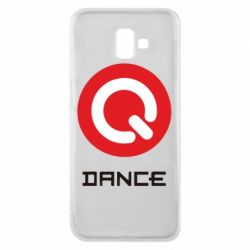 Чехол для Samsung J6 Plus 2018 DANCE - FatLine