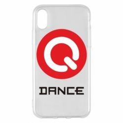 Чехол для iPhone X DANCE - FatLine
