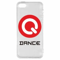 Чехол для iPhone5/5S/SE DANCE - FatLine
