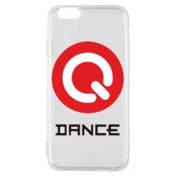 Чехол для iPhone 6/6S DANCE - FatLine