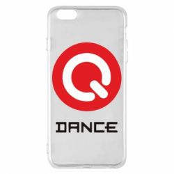 Чехол для iPhone 6 Plus/6S Plus DANCE - FatLine