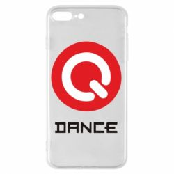 Чехол для iPhone 7 Plus DANCE - FatLine