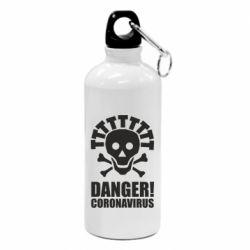 Фляга Danger coronavirus!