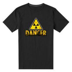 Чоловіча стрейчева футболка Danger icon