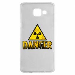 Чохол для Samsung A5 2016 Danger icon