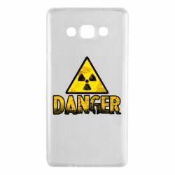 Чохол для Samsung A7 2015 Danger icon