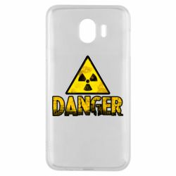 Чохол для Samsung J4 Danger icon