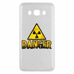 Чохол для Samsung J5 2016 Danger icon