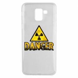 Чохол для Samsung J6 Danger icon