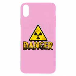 Чохол для iPhone Xs Max Danger icon
