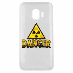 Чохол для Samsung J2 Core Danger icon