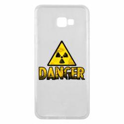 Чохол для Samsung J4 Plus 2018 Danger icon