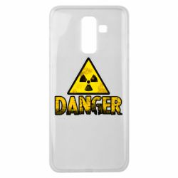 Чохол для Samsung J8 2018 Danger icon