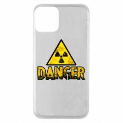 Чохол для iPhone 11 Danger icon