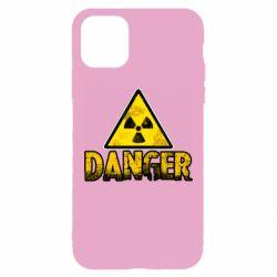 Чохол для iPhone 11 Pro Max Danger icon