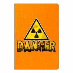 Блокнот А5 Danger icon