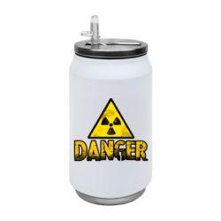 Термобанка 350ml Danger icon