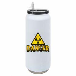 Термобанка 500ml Danger icon