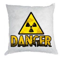 Подушка Danger icon