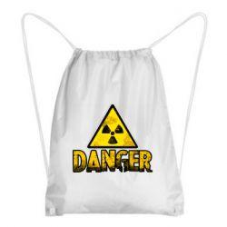Рюкзак-мішок Danger icon