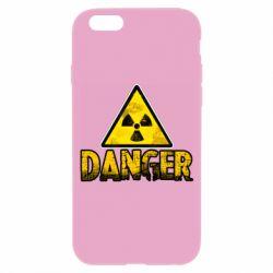 Чохол для iPhone 6 Danger icon