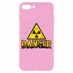 Чохол для iPhone 8 Plus Danger icon