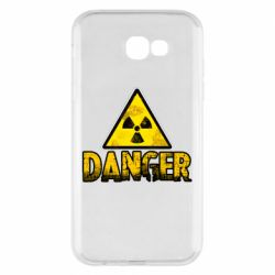 Чохол для Samsung A7 2017 Danger icon