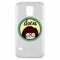 Чохол для Samsung S5 Daria