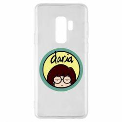 Чохол для Samsung S9+ Daria