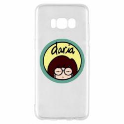 Чохол для Samsung S8 Daria