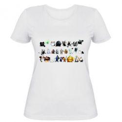 Женская футболка Dark Souls