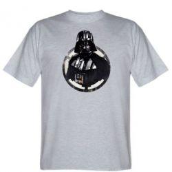 Мужская футболка Дарт Вейдер Арт - FatLine