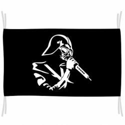 Прапор Дарт Вейдер караоке