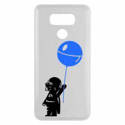 Чехол для LG G6 Дарт Вейдер с шариком - FatLine