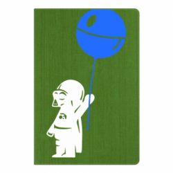 Блокнот А5 Дарт Вейдер с шариком - FatLine