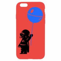 Чехол для iPhone 6/6S Дарт Вейдер с шариком - FatLine