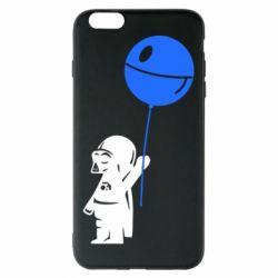 Чехол для iPhone 6 Plus/6S Plus Дарт Вейдер с шариком - FatLine