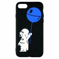 Чехол для iPhone 7 Дарт Вейдер с шариком - FatLine
