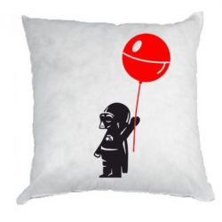 Подушка Дарт Вейдер с шариком - FatLine