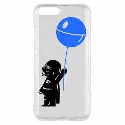 Чехол для Xiaomi Mi6 Дарт Вейдер с шариком - FatLine