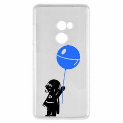 Чехол для Xiaomi Mi Mix 2 Дарт Вейдер с шариком - FatLine