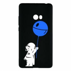 Чехол для Xiaomi Mi Note 2 Дарт Вейдер с шариком - FatLine