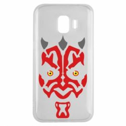 Чохол для Samsung J2 2018 Darth Maul Face