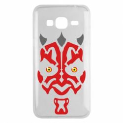 Чохол для Samsung J3 2016 Darth Maul Face