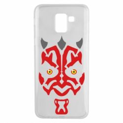 Чохол для Samsung J6 Darth Maul Face