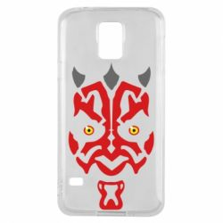 Чохол для Samsung S5 Darth Maul Face