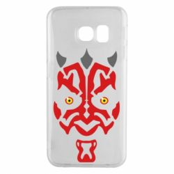 Чохол для Samsung S6 EDGE Darth Maul Face