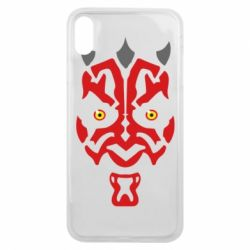Чохол для iPhone Xs Max Darth Maul Face
