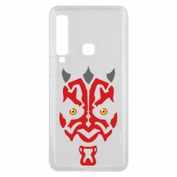 Чохол для Samsung A9 2018 Darth Maul Face