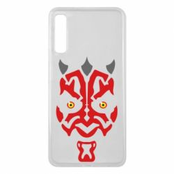 Чохол для Samsung A7 2018 Darth Maul Face